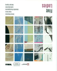Five Ladies Exhibition Katalog.