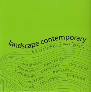 Katalog Landscapes Contemporary.